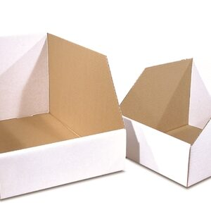 Jumbo Open Top Bin Boxes