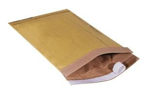 Kraft Peel & Seal Padded Mailers