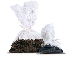 Flat Poly Bags, 2 Mil