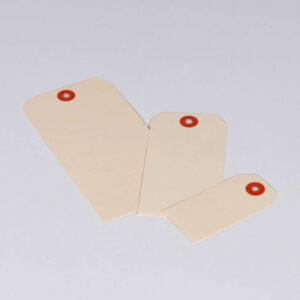 10 Point Plain Manila Tags