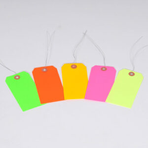 13 Point Fluorescent Tags - Pre-Wired
