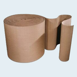 Singleface Corrugated Protective Wraps