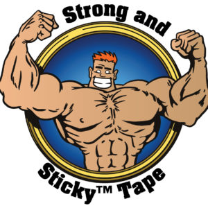 Strong and Sticky™ Hot Melt Tape